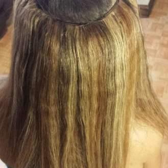 Braidless Weave Install