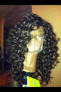 Custom Made Glued Wig (2)