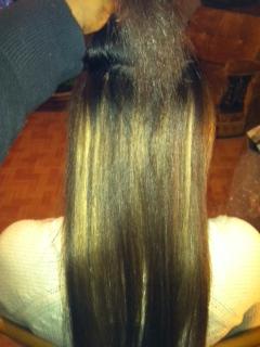 Braidless Weave (2) - Blends Well - Lays Flat